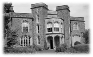 Lyngford House Front View